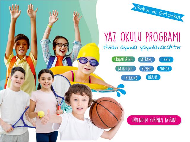 Elit Çocuk Kulübü 2019-2020 Dönemi Yaz Okulu Programı Nisan Ayında Yayınlanacaktır