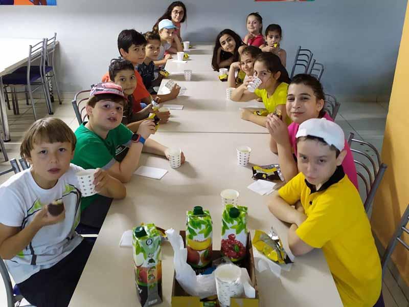 Elit Çocuk Kulübü Yemekhane Galeri